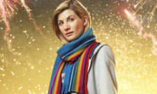 Doctor Who Showrunner Says The Doctor's New Scarf Was Found By Accident
