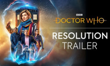Doctor Who New Year's Special Trailer Seemingly Teases A Classic Villain