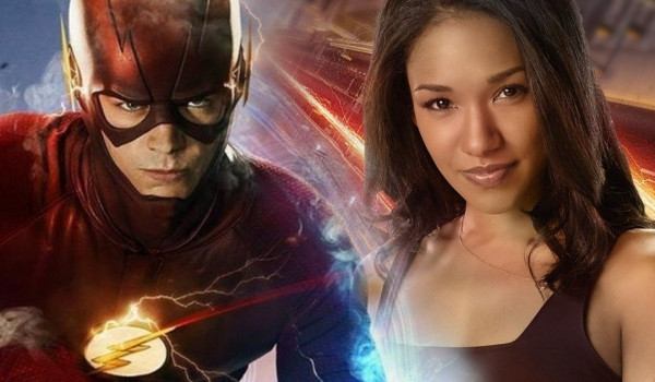 The Flash's Candice Patton Has The Perfect Response To Iris Hater