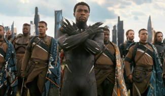 Black Panther Is 2018's Top Selling Blu-Ray So Far