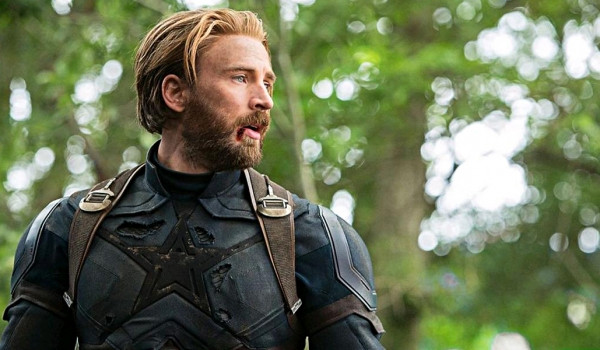 Here's What Cap's White Suit Could Look Like In Avengers 4