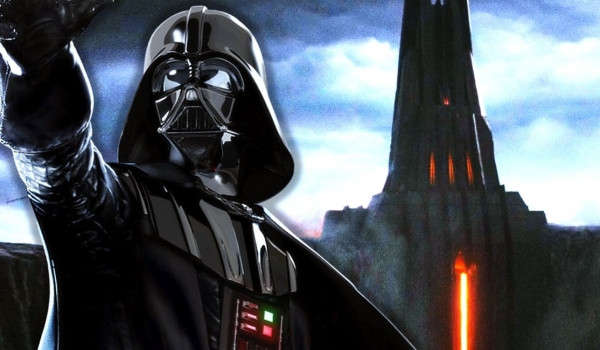 Star Wars Comic Reveals Why Vader Built His Castle On Mustafar
