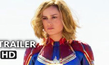 Brie Larson And Samuel L. Jackson Talk Captain Marvel In New BTS Video