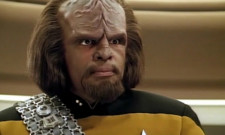 Don't Expect To See Worf In Patrick Stewart's Star Trek Show