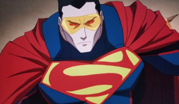 First Poster For Reign Of The Supermen Hits The Web