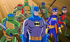 Batman Vs. Teenage Mutant Ninja Turtles Blu-ray Review