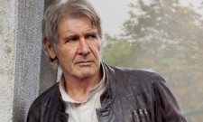 Star Wars' Harrison Ford Confuses Carbonite With Kryptonite