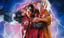 Back To The Future Meets Transformers In New Comic Crossover