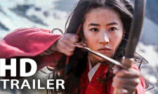 First Mulan Trailer Teases Disney's Latest Live-Action Remake