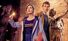 First Look: Doctor Who Comic Unites David Tennant And Jodie Whittaker