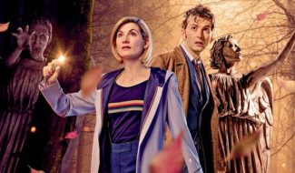 Doctor Who Reveals First Look At Tenth And Thirteenth Doctor Crossover