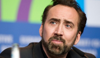 Nicolas Cage Goes Bald In First Image From Gritty New Western