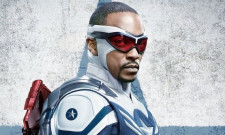 Anthony Mackie Says He Hasn't Received Any Backlash Over Becoming Captain America