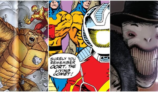 Lesser-Known Marvel Characters / Obscure Marvel Characters