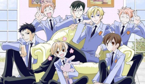 Who Is Renge In Ouran High School Host Club?