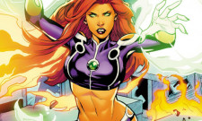 How Tall Is Starfire?