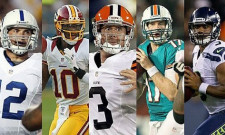2012 NFL Rookie Quarterbacks: Mid-Season Report Card
