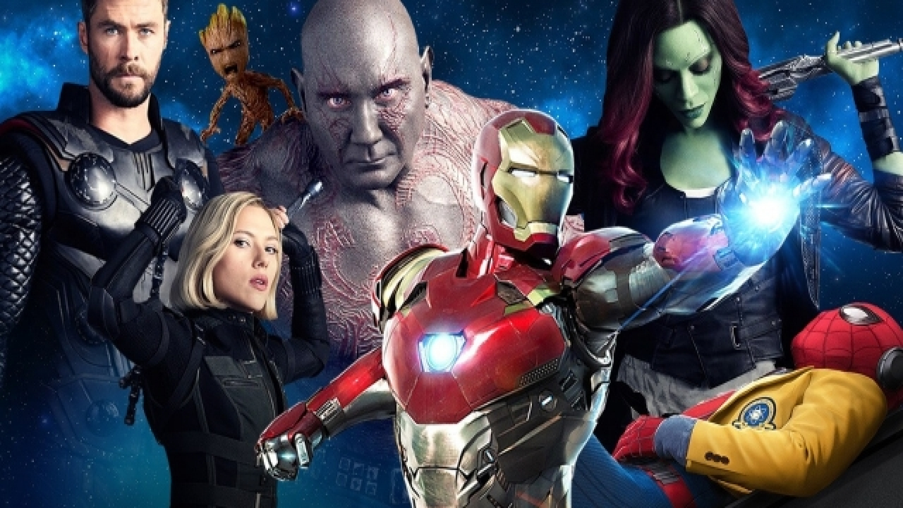What are the Marvel's upcoming projects?