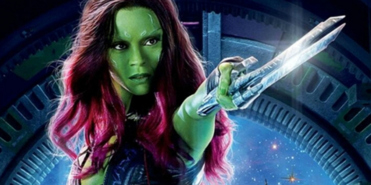 New Fan Theory Thinks Gamora Might Be Mistress Death In