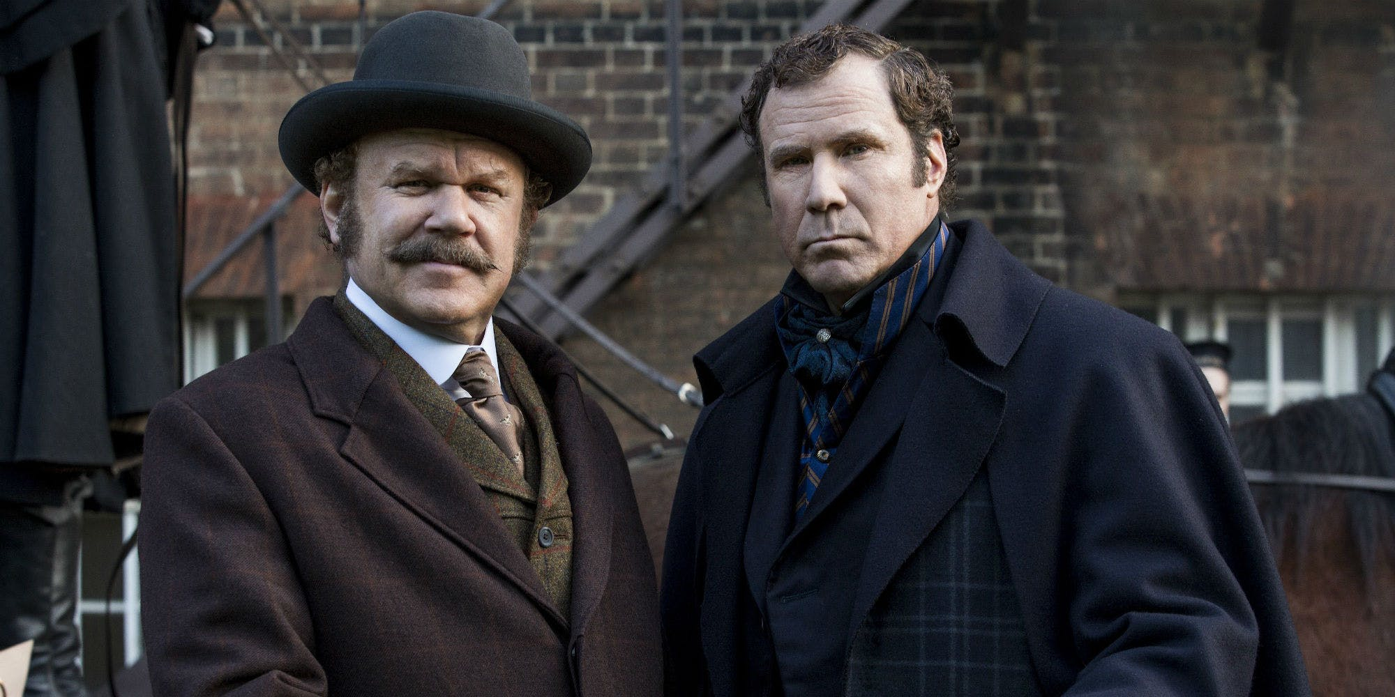 These Are The Most Brutal Reviews For Holmes & Watson