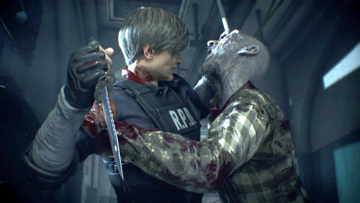 New Resident Evil 2 Mod Adds Pokémon Into The Game
