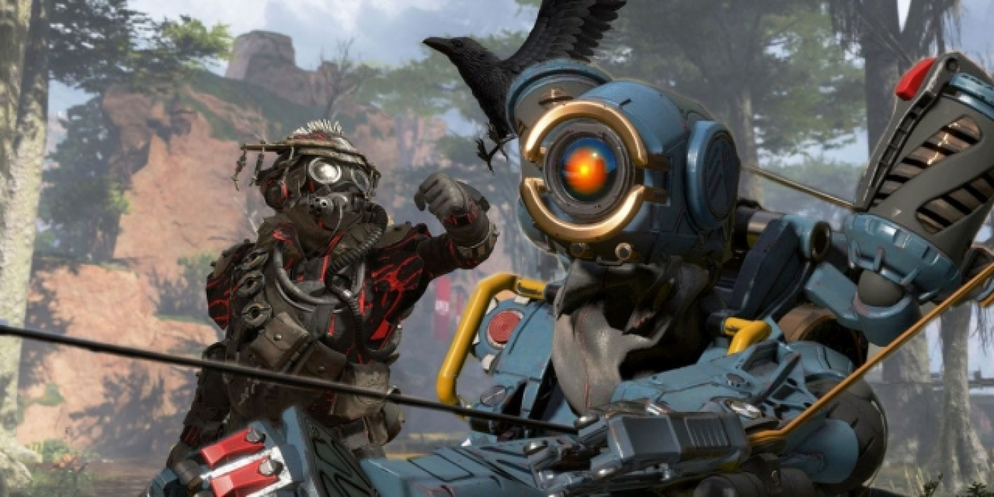 First Look At New Apex Legends Character Crypto