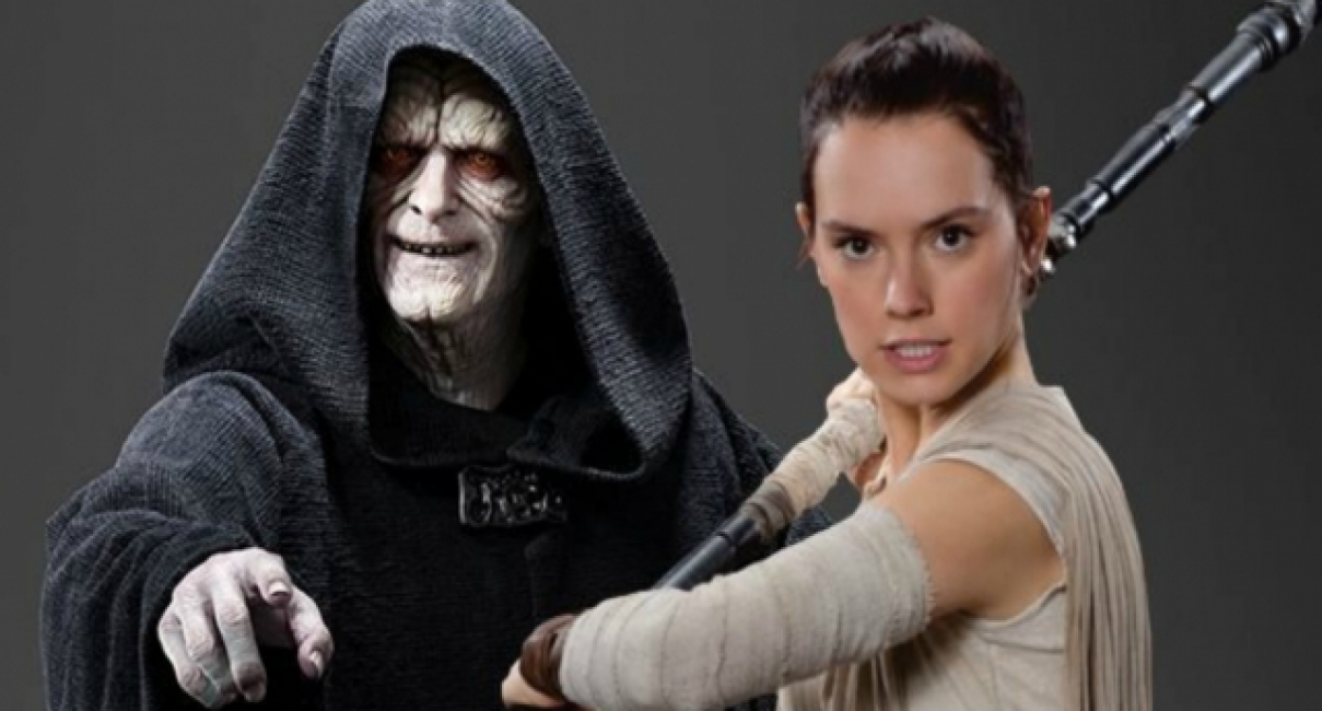 Empress Rey Takes Palpatine S Throne In Star Wars The Rise Of Skywalker Bts Image