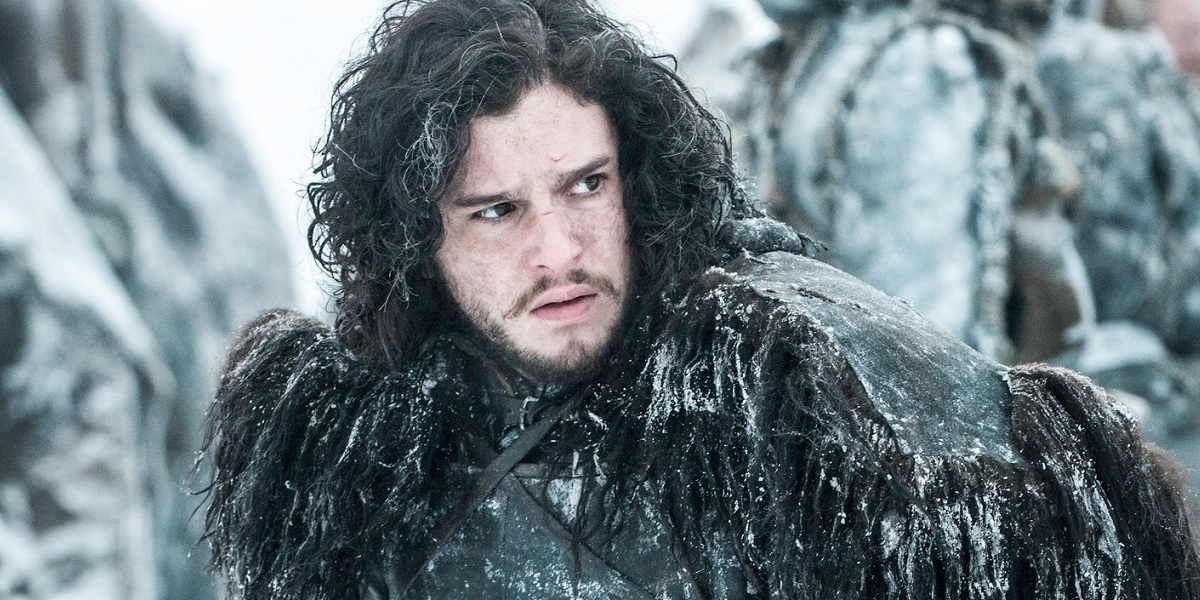 Image result for kit harington game of thrones