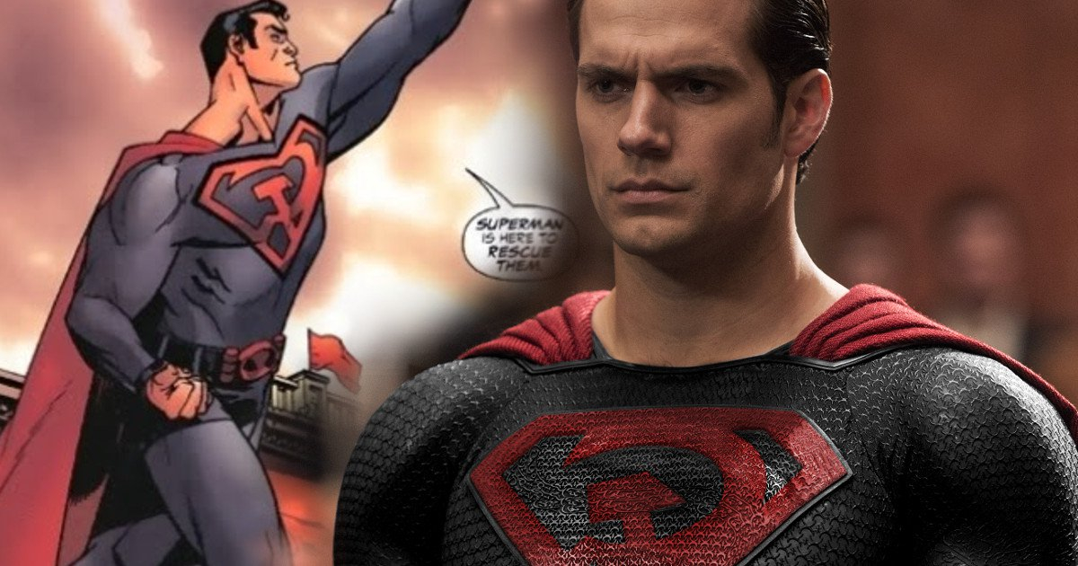 DC May Be Making A Live-Action Superman: Red Son Movie