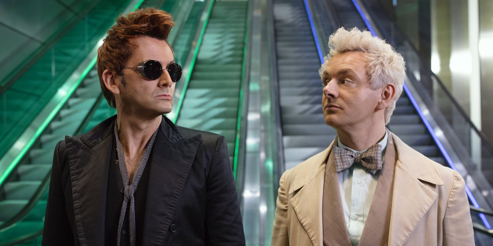 Good Omens EP Explains Why The Show Is Frighteningly Relevant