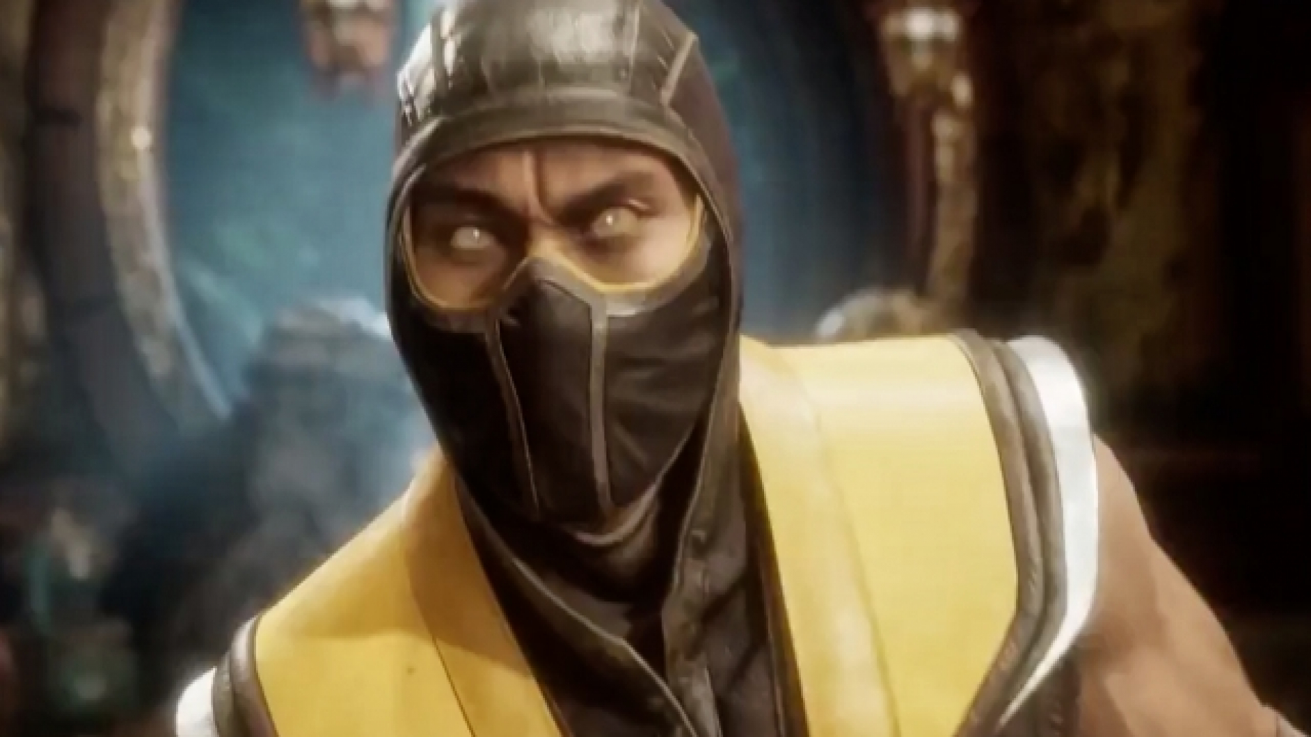 Scorpion Gives Mortal Kombat Fans Advice Over Coronavirus