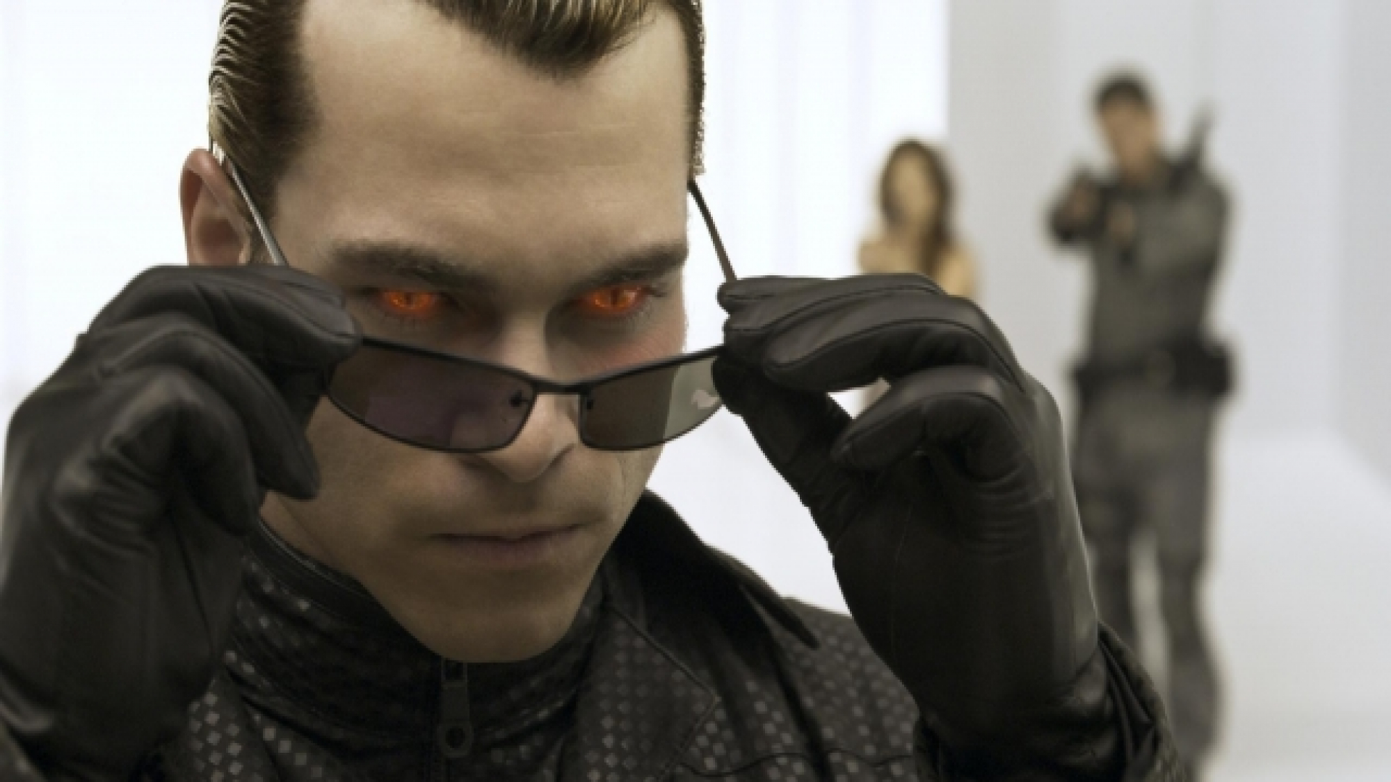Castlevania Star Reportedly Eyed To Play Wesker In Resident Evil