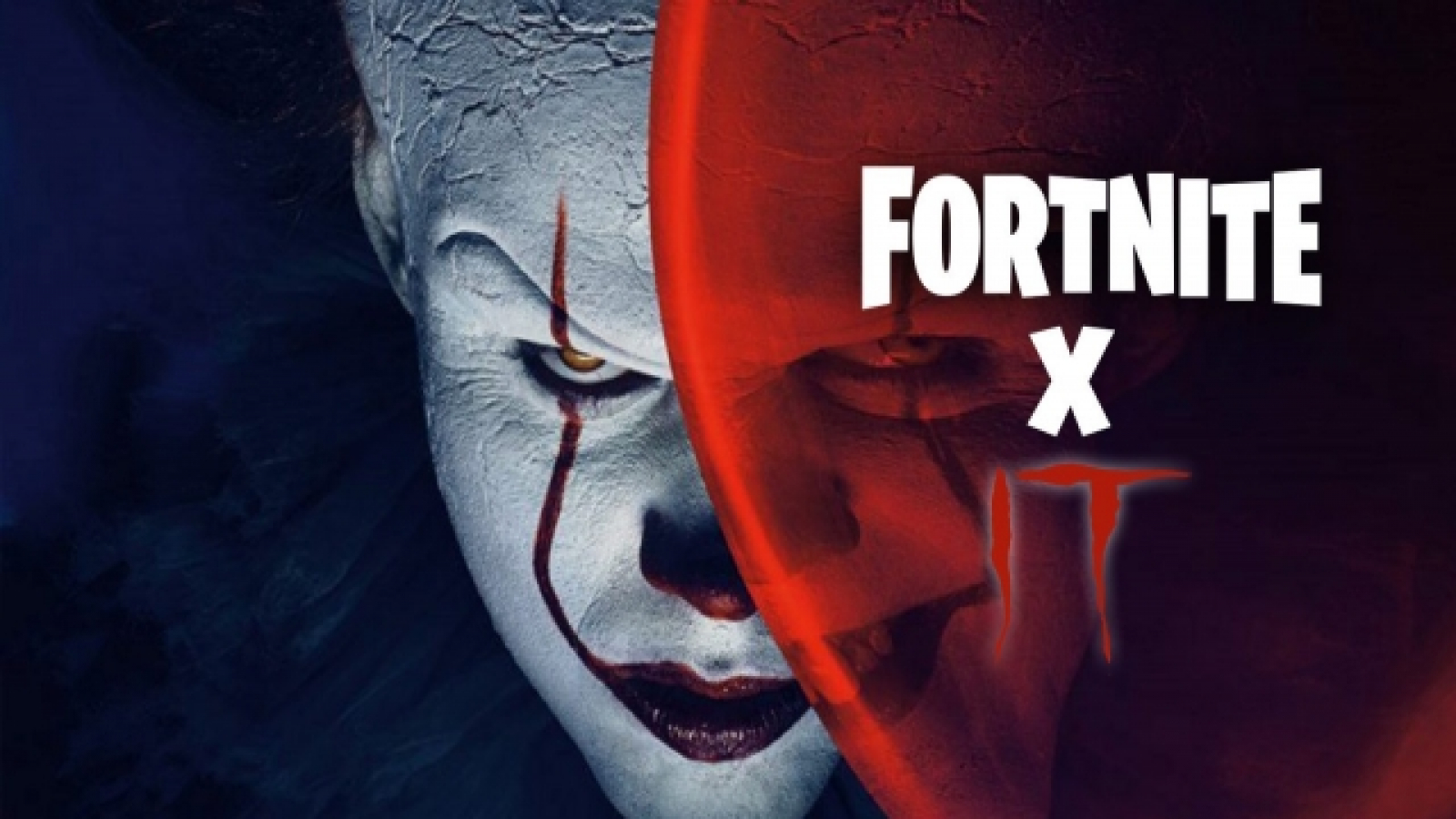 Chilling First Teaser For Fortnite's IT: Chapter Two