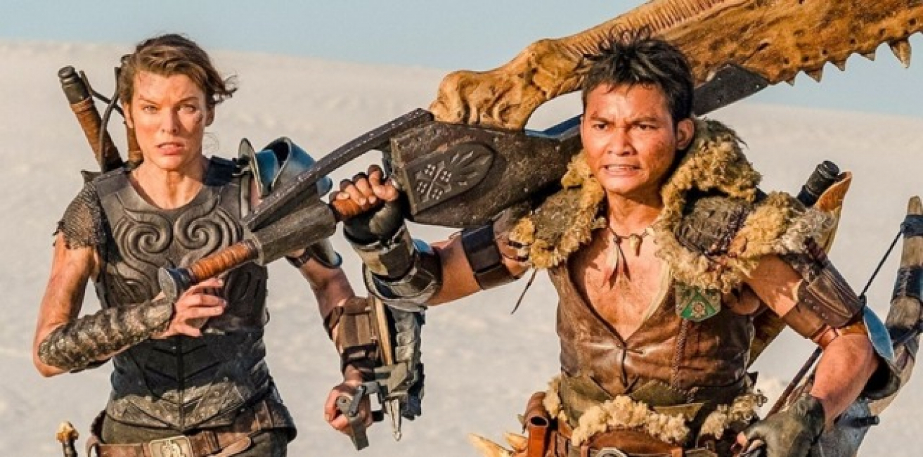Monster Hunter Movie Synopsis Reveals Big Change From The Games