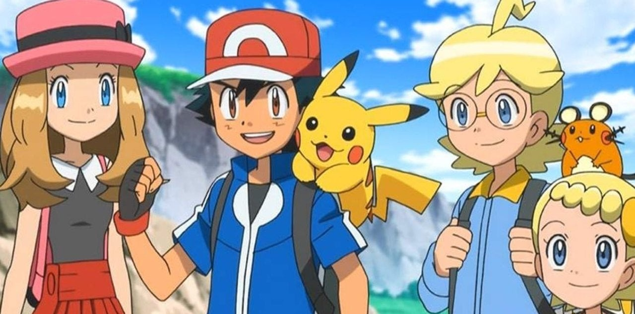 You Can Watch Pokemon The Series Xy For Free Starting July 3rd
