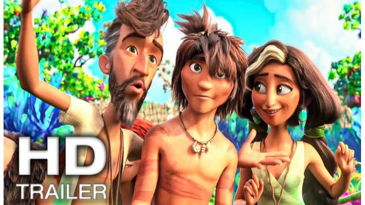 Watch Love Is In The Air In New Promo For The Croods A New Age