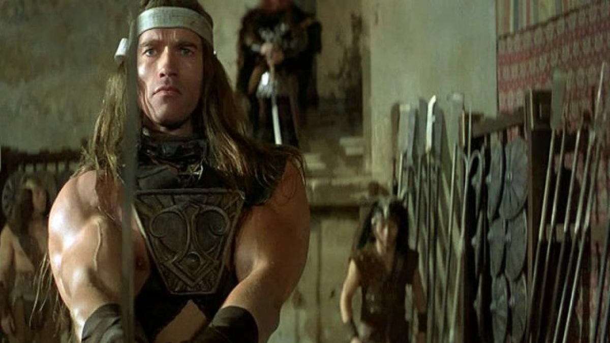 Conan The Barbarian Getting Rebooted Again With Arnold