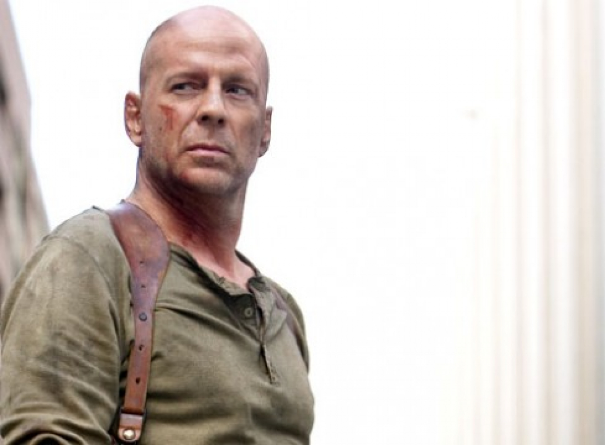 Bruce Willis Signs Up For Extraction