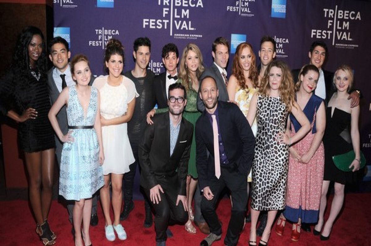 G B F Cast And Crew Hit The Red Carpet At The Tribeca Film Festival