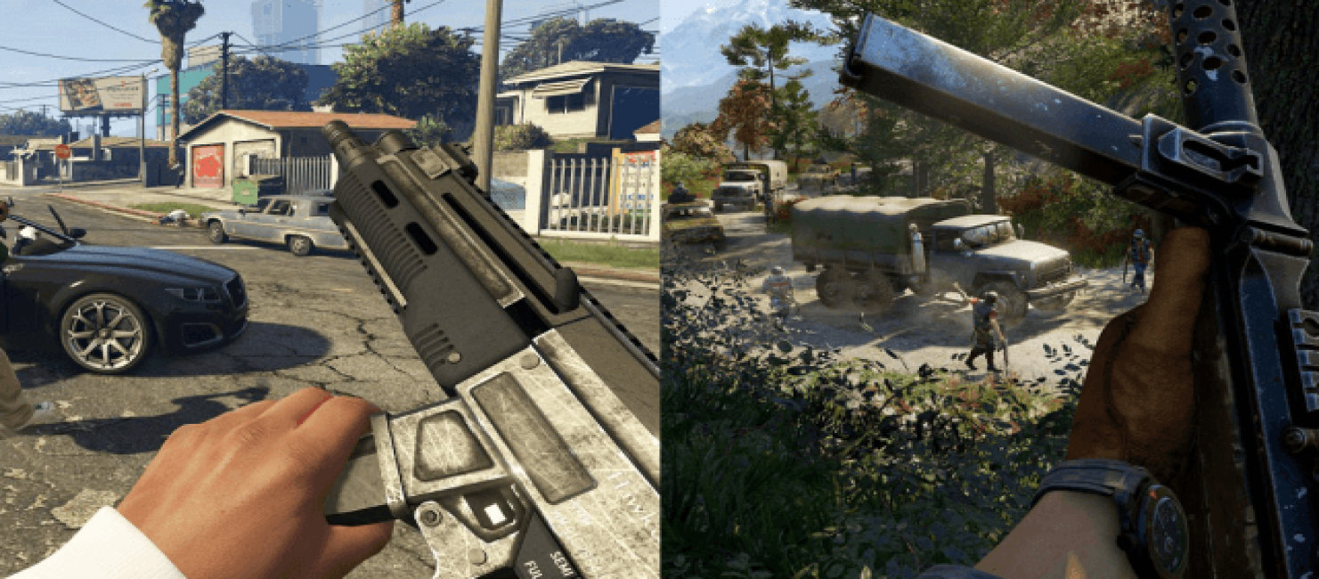 Far Cry 4 Vs Grand Theft Auto V Which Game Should You Spend Your