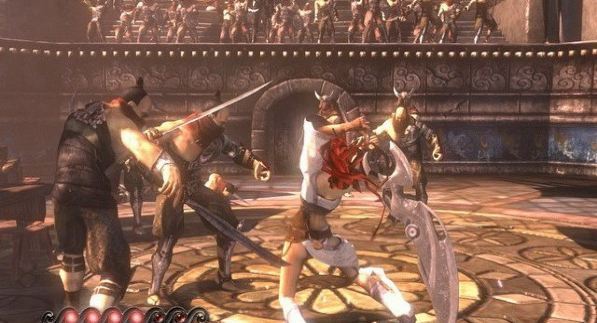 Could A Sequel To Heavenly Sword Be On Its Way