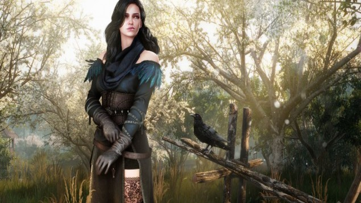 New Mods Let You Play The Witcher 3 As Ciri, Triss Or Yen