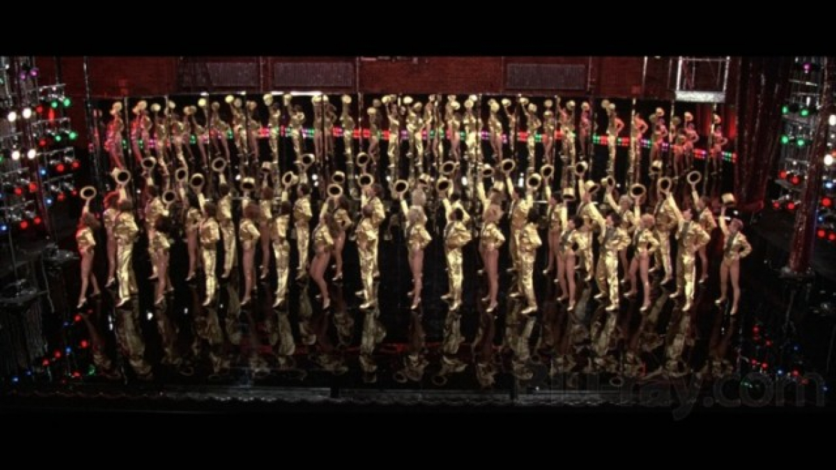 A Chorus Line Blu-Ray Review