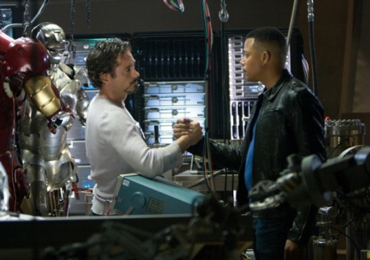 Terrence Howard Says He Was Fired From Iron Man 2 Because Of Robert