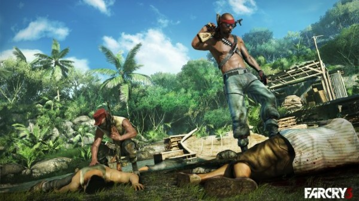 Far Cry 3 S New Gameplay Trailer Will Mess You Up