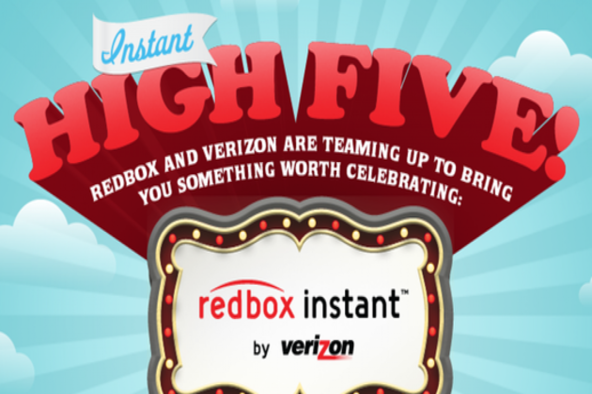 Redbox Instant Unveils Details We Got This Covered