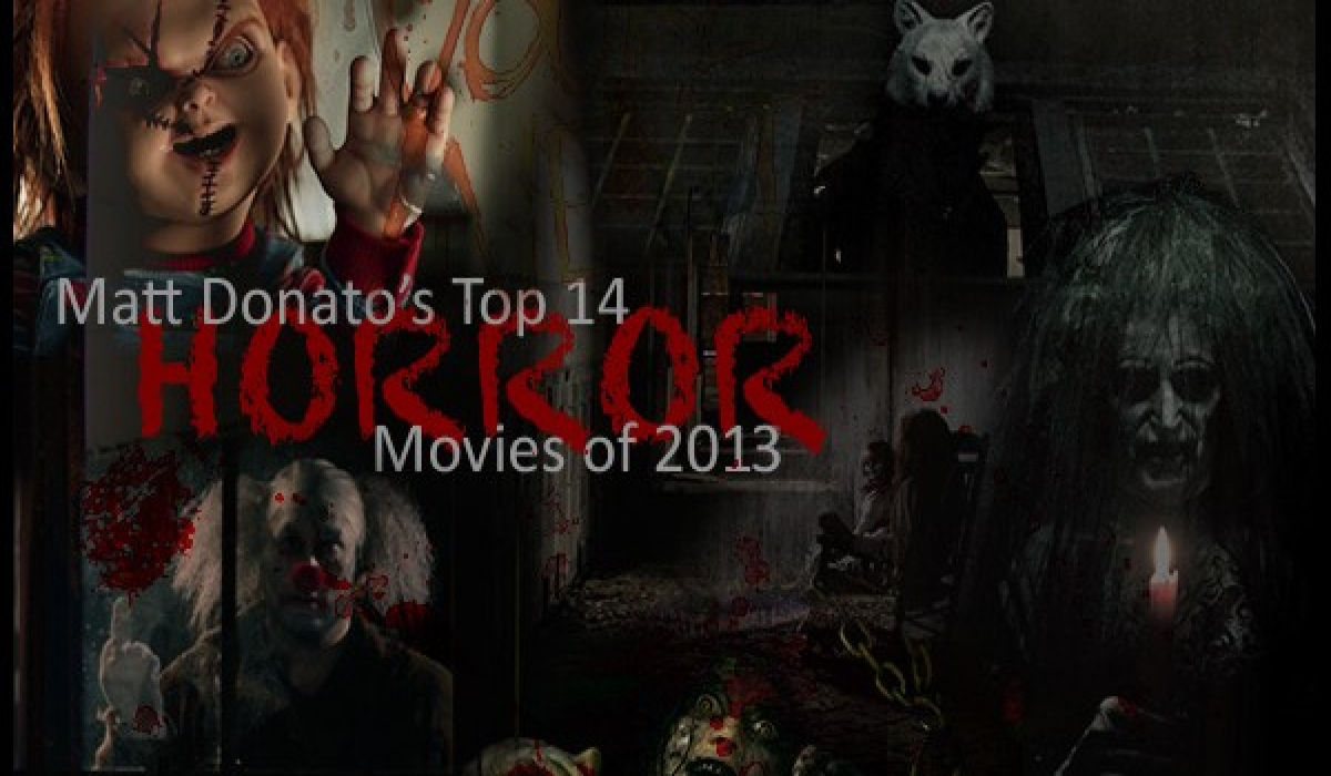 The 14 Best Horror Movies Of 2013