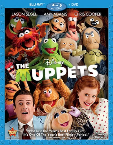 The Muppets Blu-Ray Review