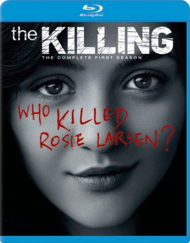 The Killing: The Complete First Season Blu-Ray Review