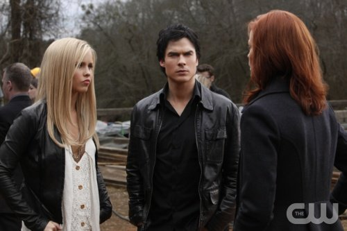 The Vampire Diaries Season 3-17 'Break On Through' Recap